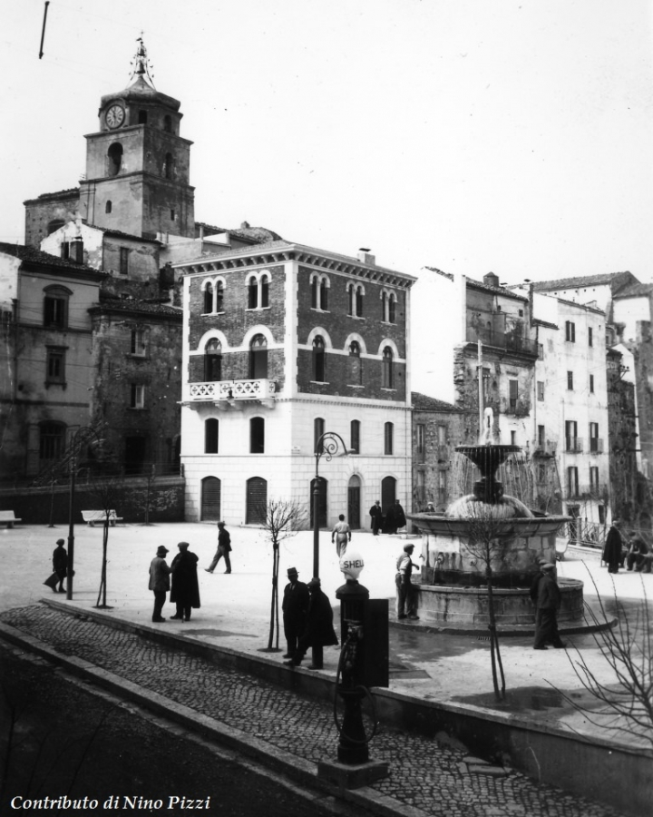 Piazza Oberdan - Atessa